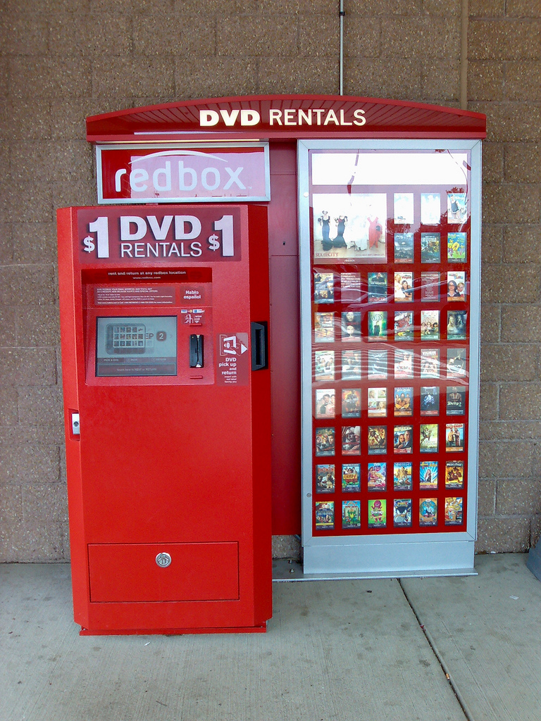 Redbox Produced In the U.S. Using Lean | Beyond Lean